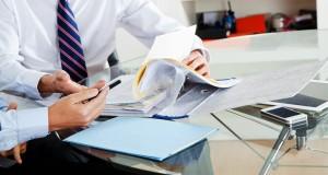 Paperwork-At-Bank