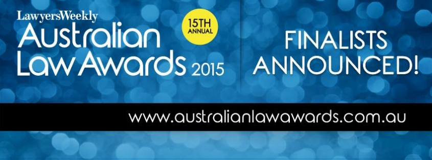 Lawfunder Nominated for Australian Law Award