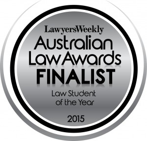 Law Student of the year